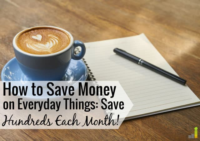 Is it impossible to save money on things you can't live without? It's not. Here are 6 ways to save on everyday things and still have stuff you enjoy.
