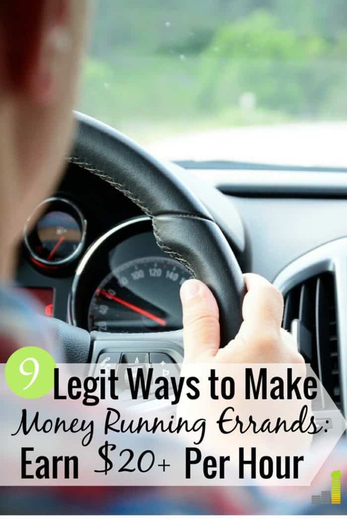You Can Run Errands For Money And Make Good Cash To Supplement Your Budget Here