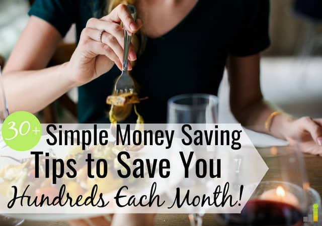 You can save money every month in many ways. Here are 35 ways to save money each month that will let you save thousands of dollars every year.