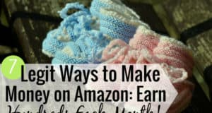 You can make money on Amazon in many ways. Here are the 7 best ways to make money with Amazon if you need to make extra money or your looking for a new side hustle.