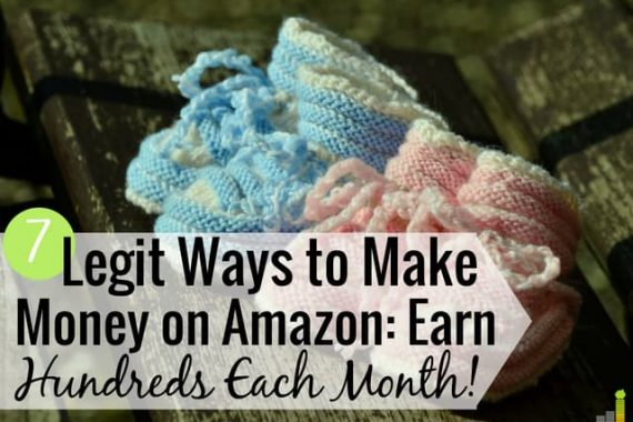 You can make money on Amazon in many ways. Here are the 7 best ways to make money on Amazon if you need extra cash or you want a new side hustle.