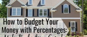 Recommended budget percentages by category help focus your spending. Here are 10 monthly percentages to monitor and how to save money in each category.