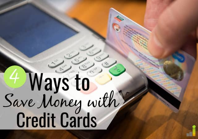 You can save money with credit cards if you use them wisely. Here are 4 ways to save money, and even get cash back, with the USAA cash back credit card.