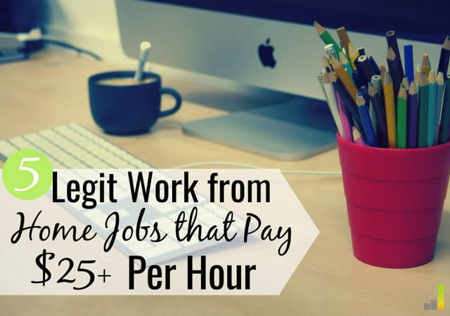 Work from home jobs are great if you want to make extra money without going into an office. Here are 5 of the highest paying jobs you can do from home.