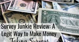 Is Survey Junkie legit? Our Survey Junkie review covers how they're not a scam and how you can make money, or earn gift cards, taking surveys online.
