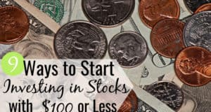 You can invest in the stock market with little money in many ways. I share how to invest in stocks with little money and the brokers that can help you.