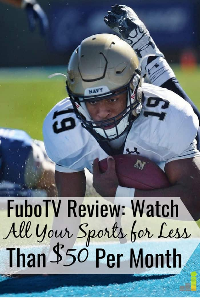 FuboTV is a great option for cord-cutters looking for sports. Read our FuboTV review to see how they can save you money and get all your content needs.