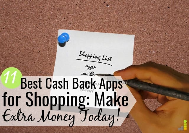 11 Best Cash Back Apps for Shopping - Frugal Rules