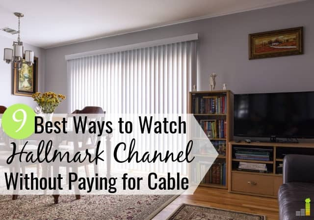 Want to know how to watch Hallmark Channel without cable? Here are the 9 best ways to get your favorite Hallmark Channel movies and save $50+ per month.