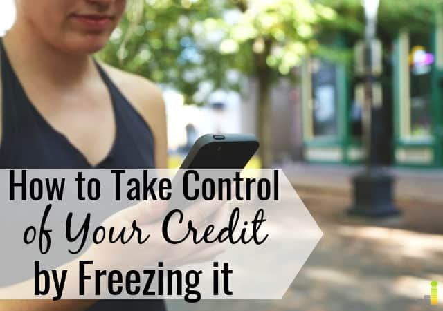 If you're diligent about protecting yourself, you're more likely to avoid situations where you have to freeze your credit.