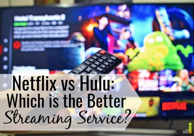 Netflix Vs Hulu Which Service Is Better Frugal Rules