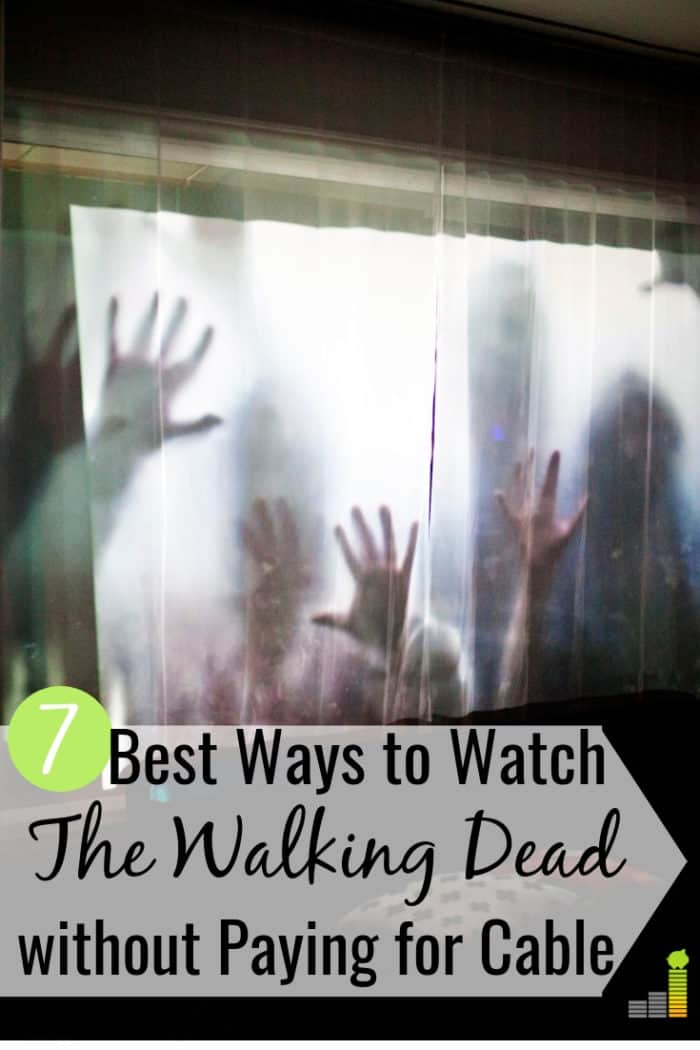 Want to know how to watch AMC without cable? Here are the 7 best ways to watch The Walking Dead without cable, and other shows, and save $50+ per month.