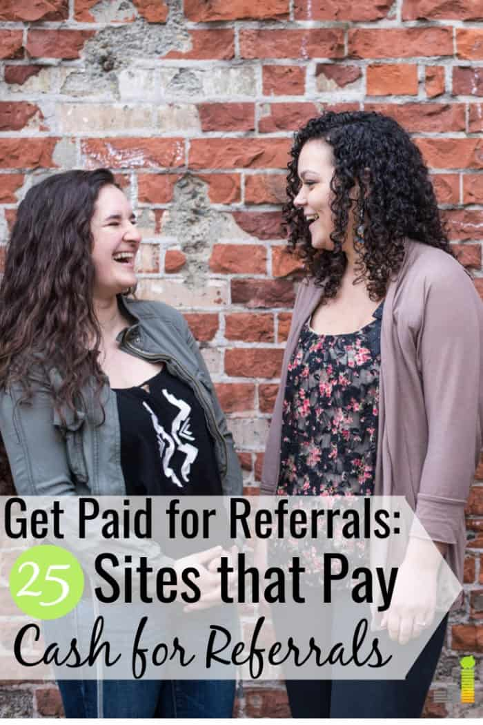 25 Ways to Get Paid For Referrals and Make Extra Money - Frugal Rules