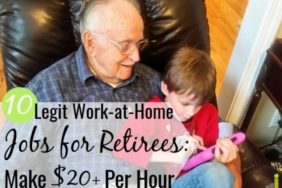 The best work-at-home jobs for retirees let folks earn money on the side with little hassle. Here are the 10 best ways for retirees to make money from home.