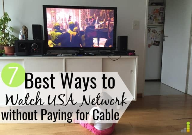 Want to know how to watch USA Network without cable? Here are the 7 best ways to get your favorite USA Network shows and save $50+ per month.