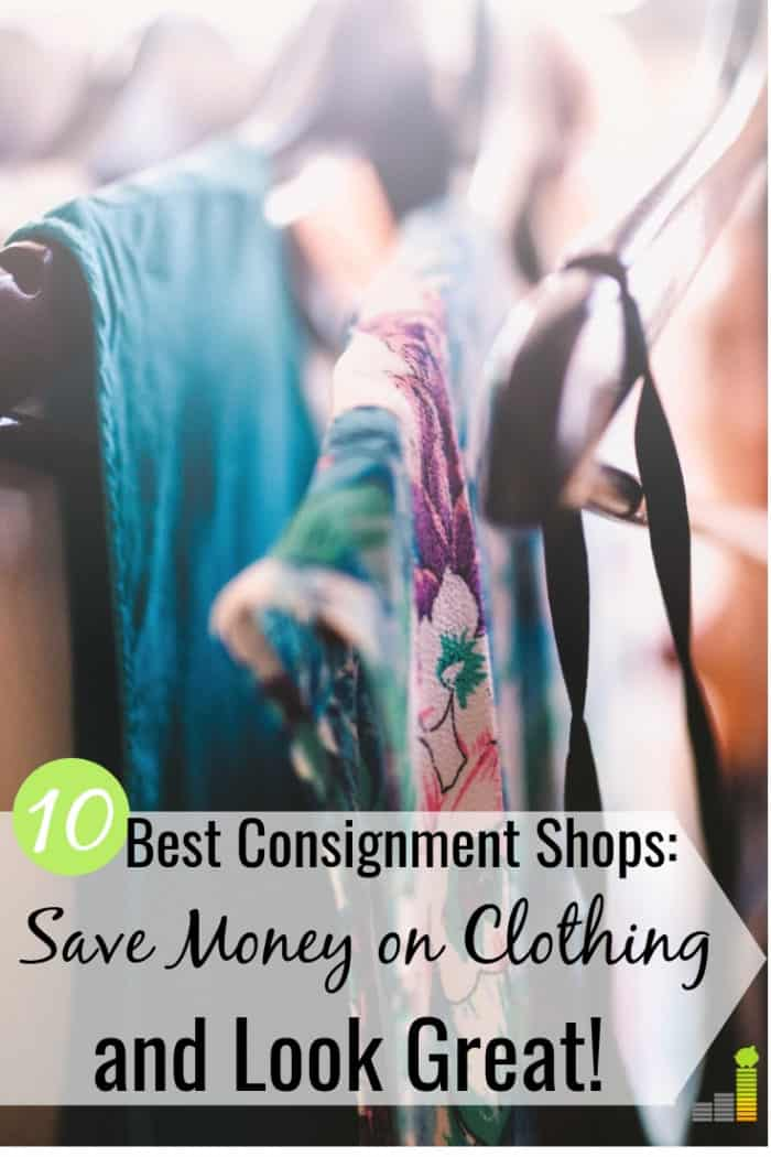 Looking for the best consignment shops near you? Here are the ten best consignment stores nearby and online to save money, or make money selling clothes.