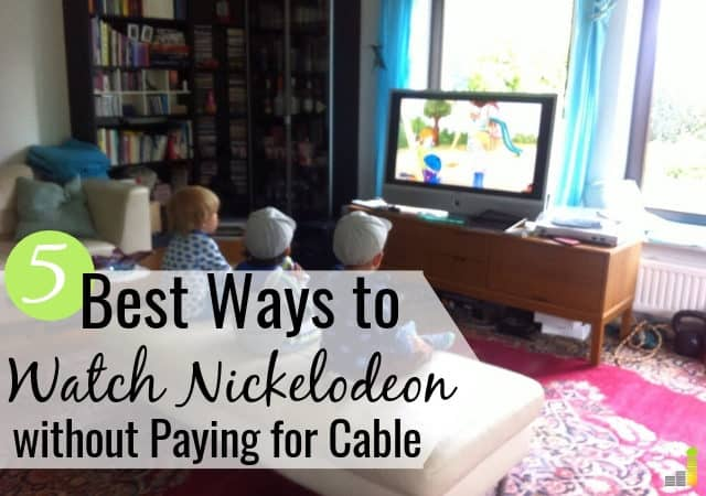 Want to know how to watch Nickelodeon without cable? Here are the 7 best ways to get your favorite Nickelodeon or Nick Jr. shows and save $50+ per month.