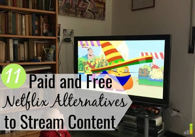 The best Netflix alternatives let you get tons of content. Here are the best paid and free alternatives to Netflix you should consider this year.