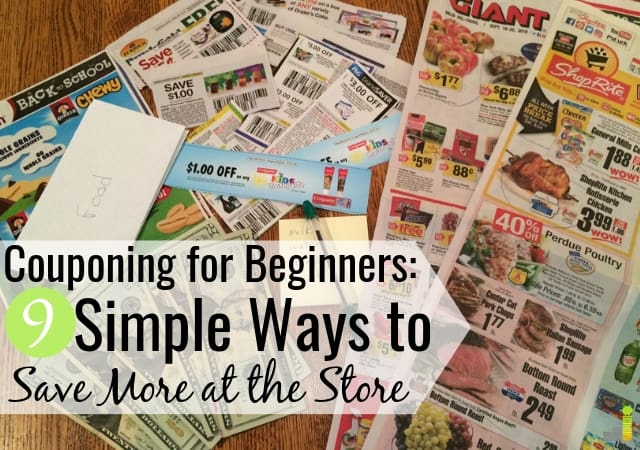 Couponing for Beginners: 9 Apps to Save Money when Shopping