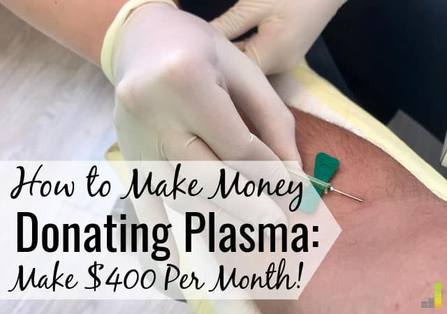 Want to make money donating plasma but think you can't? We share how much you can make donating plasma and where you can go to make money.