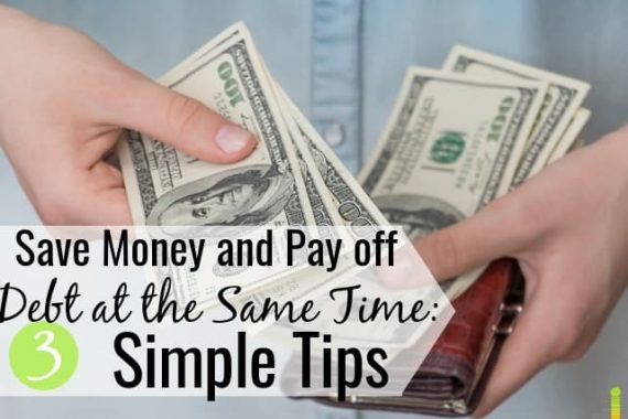 Saving money while paying off debt is a challenge, but it can be done. Here's how to save money and kill debt at the same time to become financially stable.