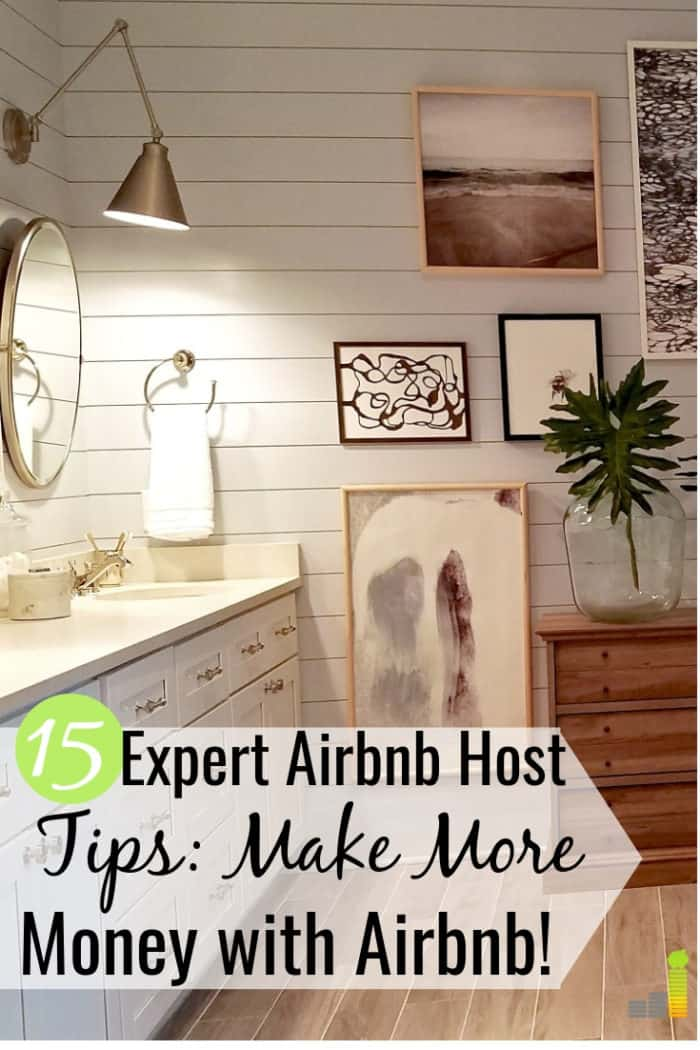 This Airbnb host checklist describes what to do to list your property. Our list of 15 Airbnb host tips helps your property stand out and get more listings.