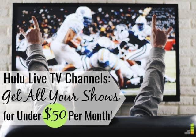 image about Spectrum Tv Channel Guide Printable named Hulu Stay Television Channels Record 2019: The In depth Consultant - Frugal