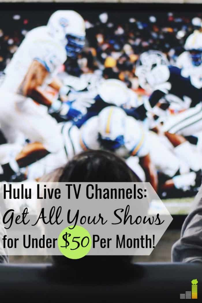 Hulu Live TV Channels List 2019: The Complete Guide - Frugal Rules