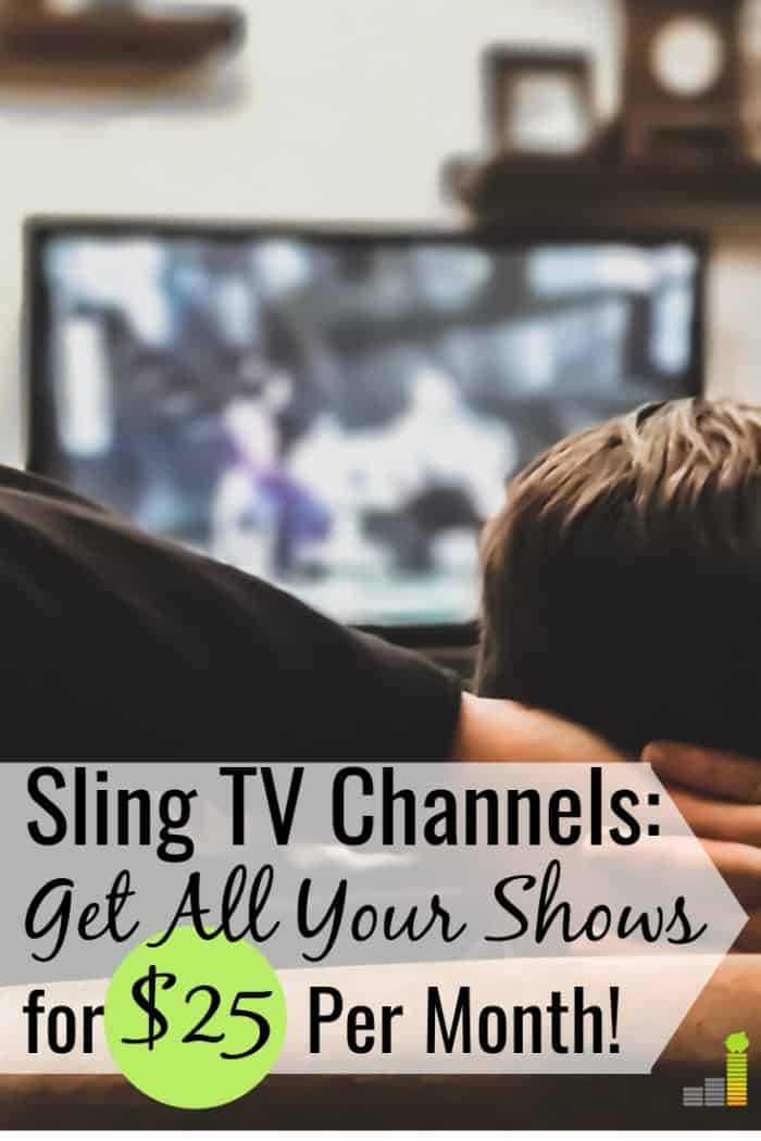 There are many Sling TV packages you can have to get content. Here's how to customize the Sling TV channel lineup to get all the shows you like to watch.