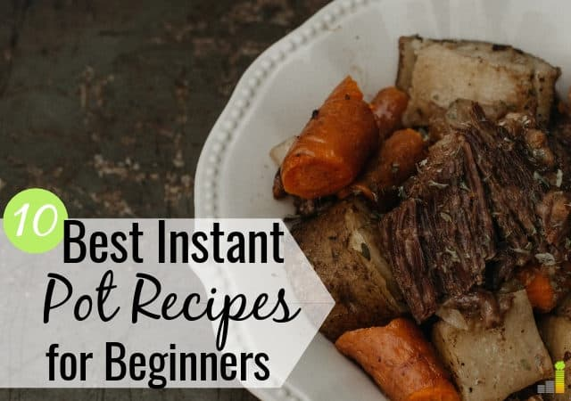 The best Instant Pot recipes let you make meals with ease. Here are 10 cheap and easy Instant Pot recipes that everyone in your family will love.