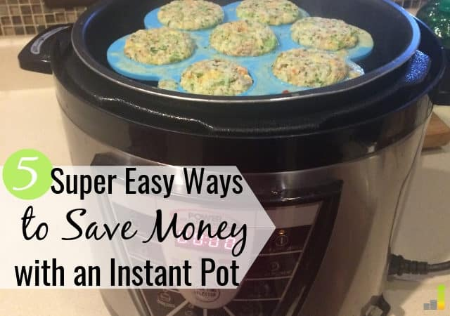 An Instant Pot is a great way to save money on food. Here are 5 ways the device helps save you time and money, plus our favorite Instant Pot recipes.