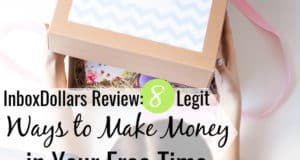 InboxDollars is a GPT site to make extra money. Our InboxDollars review covers the 8 ways you can earn money and if the site is a legit way to make money.