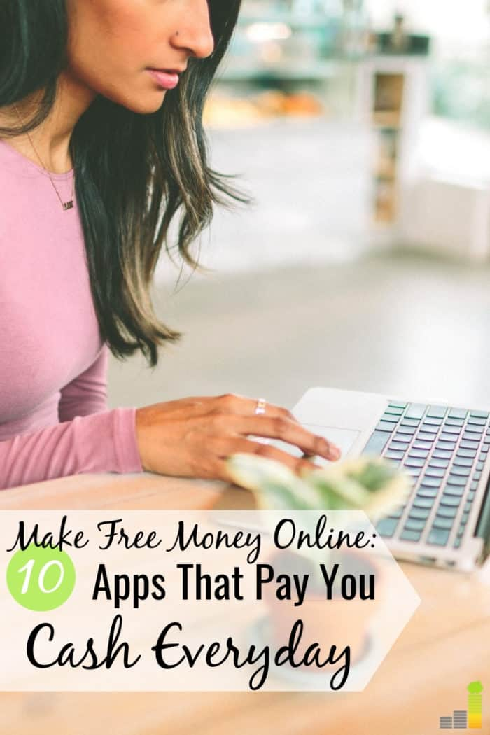 You can make free money online with little effort. Here are the 10 best free money apps that give cash for opening an account and improving your finances.