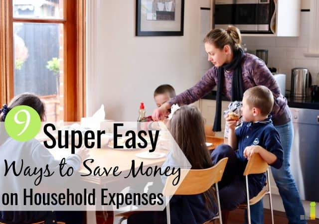 We all have common monthly household expenses to pay. We share 9 typical monthly expenses and how to save money on each to achieve financial freedom.