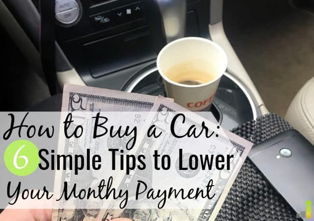 How much should your car payment be is an important thing to consider when buying a car. Here's how to know how much to spend and save money on a car.