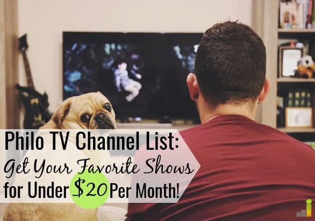 Our Philo TV channels list covers how you can get your favorite shows for under $20 per month. See why Philo TV is the cheapest alternative to cable.