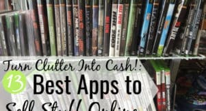 Want to sell your stuff online and get rid of your junk? Here are the 13 best apps to sell stuff locally for cash and declutter your house at the same time.
