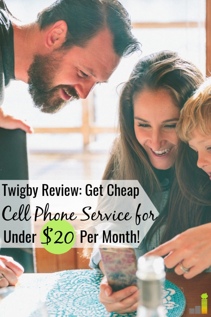 Twigby is one of the best cheap cell phone plans available. Read our Twigby review to see how their promo code gets you service for under $20 per month.