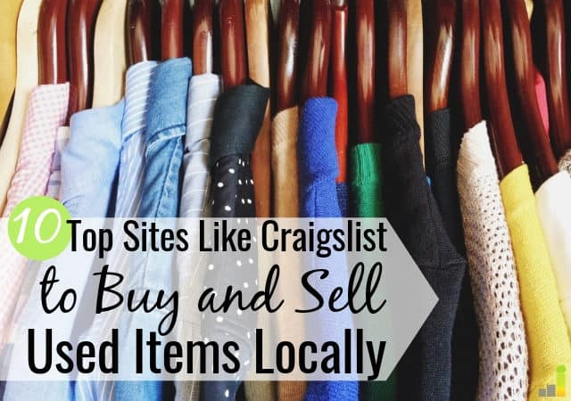 Sites like Craigslist let you easily buy and sell items locally. Here are the 10 best Craigslist alternatives you can use to sell your stuff for free.