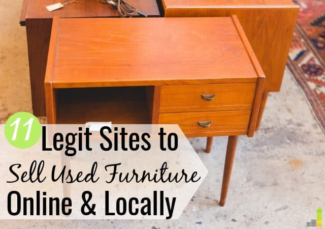 11 Best Places To Sell Used Furniture For Cash Frugal Rules
