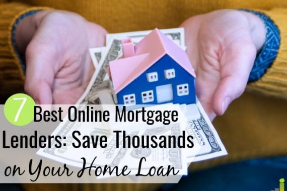 The best online mortgage lenders make buying a house simpler. Here are the 7 best online mortgage companies that help you save money buying a home.