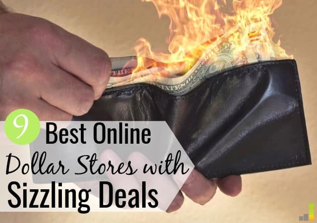 Online dollar stores are a good way to save big on shopping. We share the top dollar stores to find bargains for any need in your home and family.