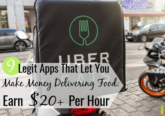 Delivery app jobs let you make money in your free time with no skills. We share the 9 best food delivery app jobs to make money delivering food to people.