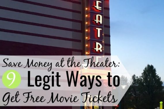 Do you want to get free movie tickets, but think it's not possible? We share the 9 best ways to get discounted movie tickets and save money at the theater.