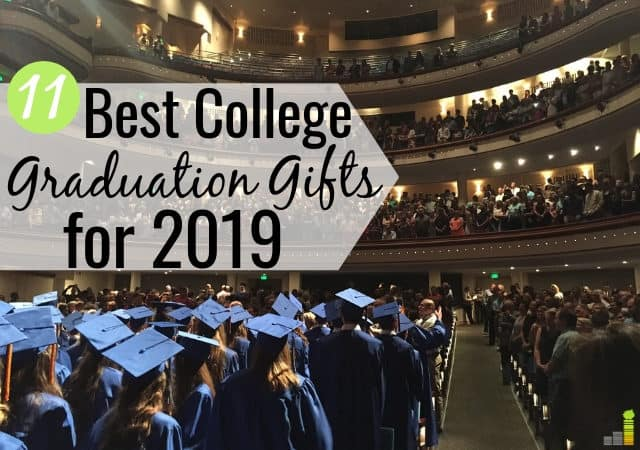 The best gifts for college graduates are practical. If you're looking for the perfect college graduation gift for 2019, here are 11 of the best ideas.