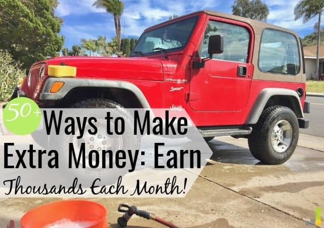 Make extra money this summer to reach your financial goals. Here are 51 great ways to make money over the summer that anyone can do to make $500+ per month.