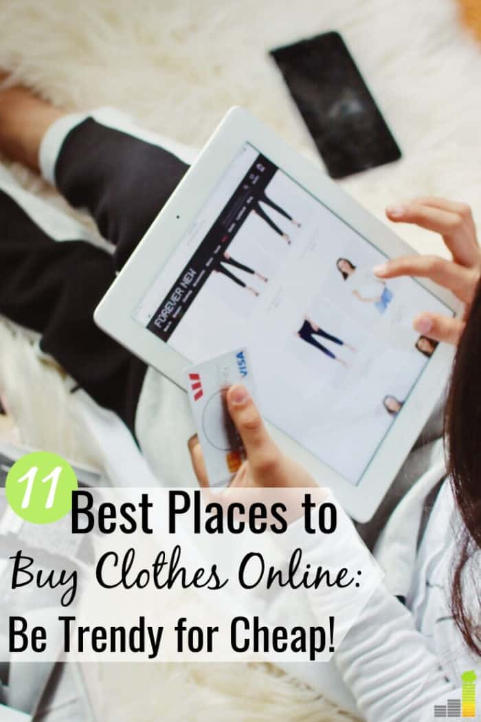 You can buy cheap clothes online and not sacrifice quality. We share the 11 best cheap online clothing stores to shop at for trendy items of clothing.