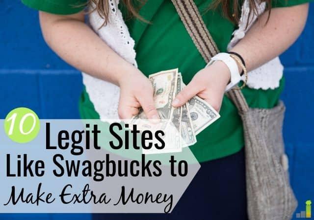 10 Best Sites like Swagbucks for Making Money Online