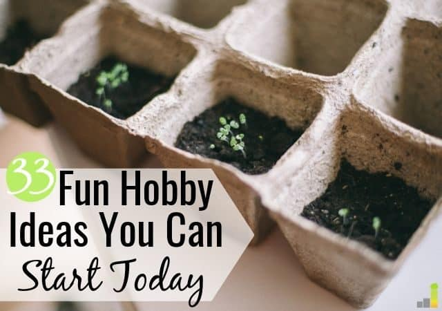 Looking for cheap fun hobbies to fill your time? Here's our list of 33 fun inexpensive hobbies to fill up your free time, and some may let you make money.