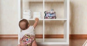 Want to get free diapers and wipes, but don't think it's possible? Here are 7 simple ways to get free baby diapers and not bust your family budget.